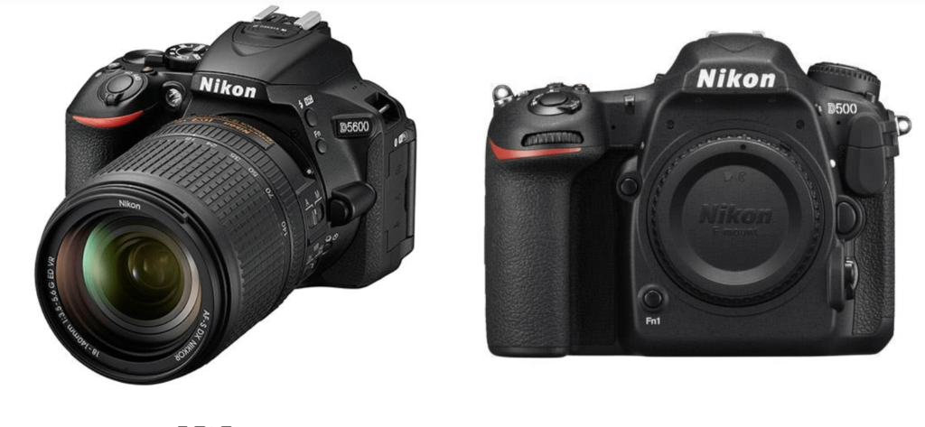 GUide to Photography - DSLR Cameras