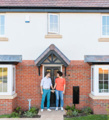 Couple Ready to furnish their new home