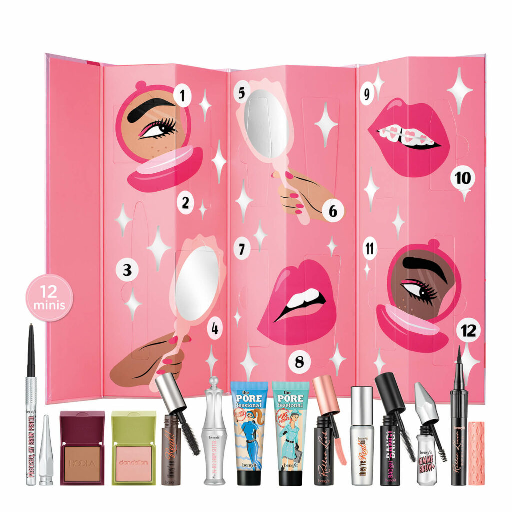Benefit - Shake Your Beauty Christmas Advent Calendar