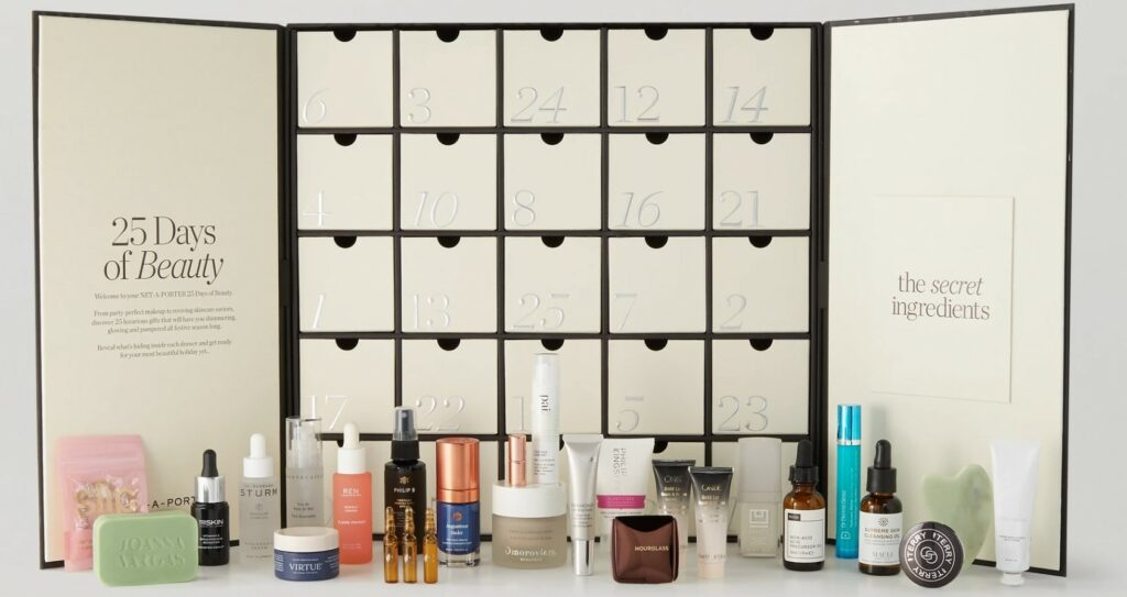 Net-a-porter - 25 Days of Beauty Advent Calendar