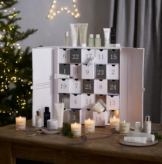 The White Company - Beauty Advent Calendar