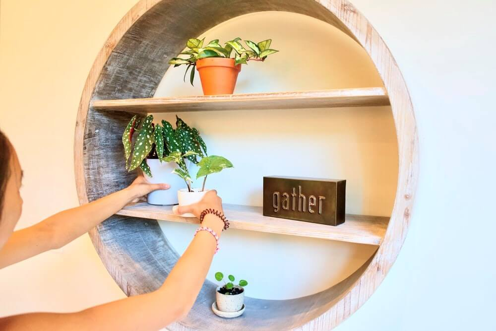 Space Saving Ideas - Use Wasted Space