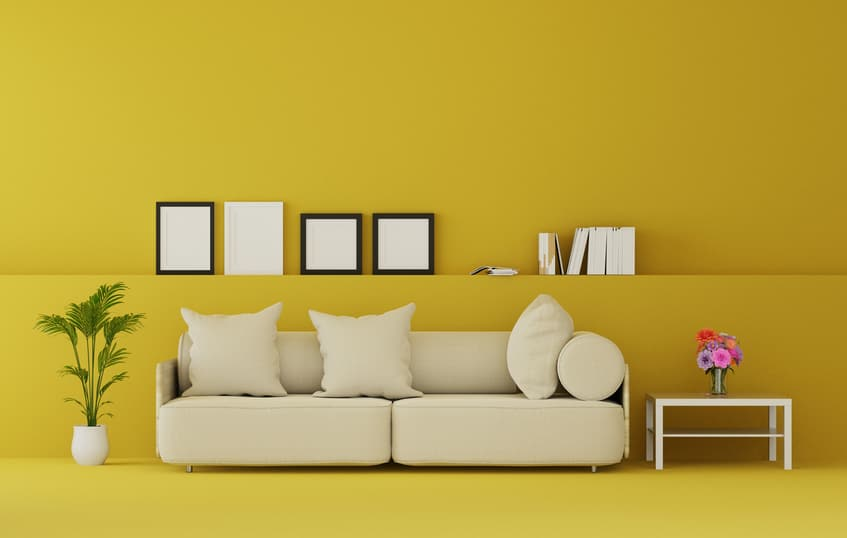 A picture containing wall, indoor, living, sofa  Description automatically generated