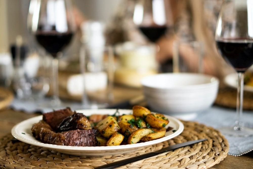 Beginners Guide to Wine - Food and Wines