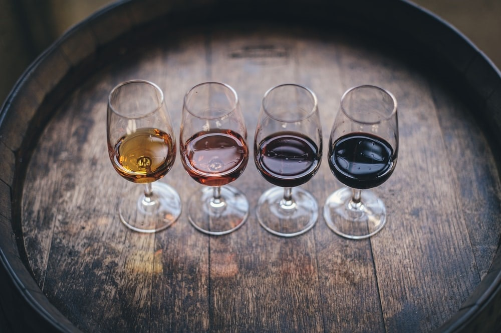 Beginners Guide to Wine - Selection of Wi8nes